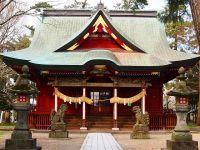 Amarume Hachiman Shrine